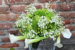 Bouquet de mariée Muguets