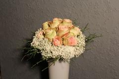 Bouquet de mariée Roses (2)