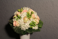 Bouquet de mariée Roses (3)