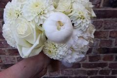Bouquet de mariée roses pivoines dahlias (2)